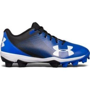 NEW UNDER ARMOUR Leadoff Rubber Baseball Cleats